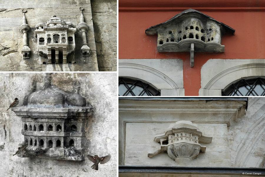 Osmanlı'nın Şatafatlı Kuş Sarayları
