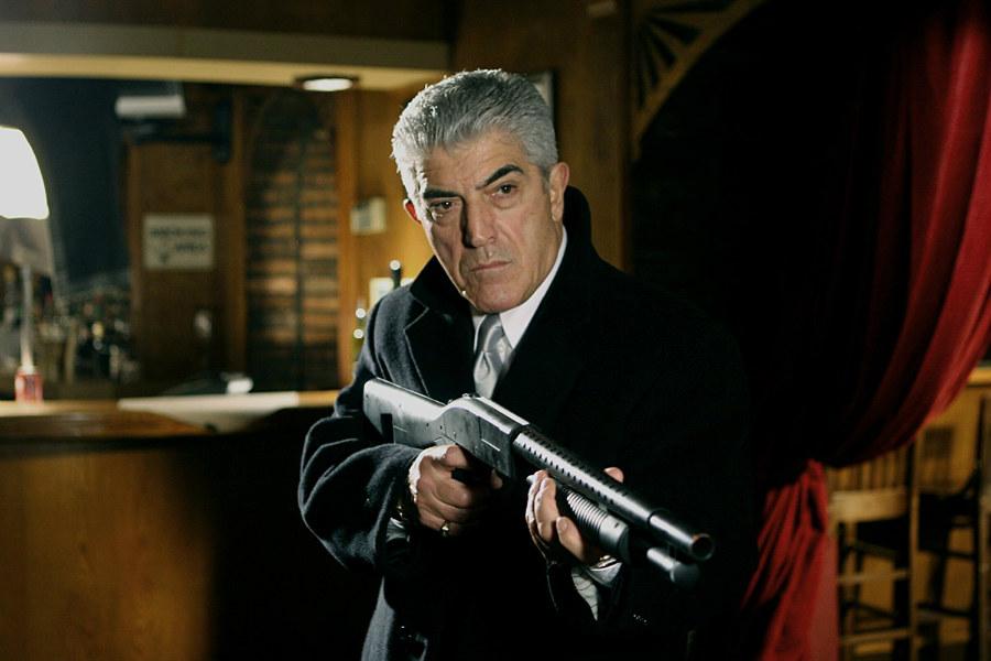 Sopranos'un Phil Leotardo'su Frank Vincent Hayatını Kaybetti