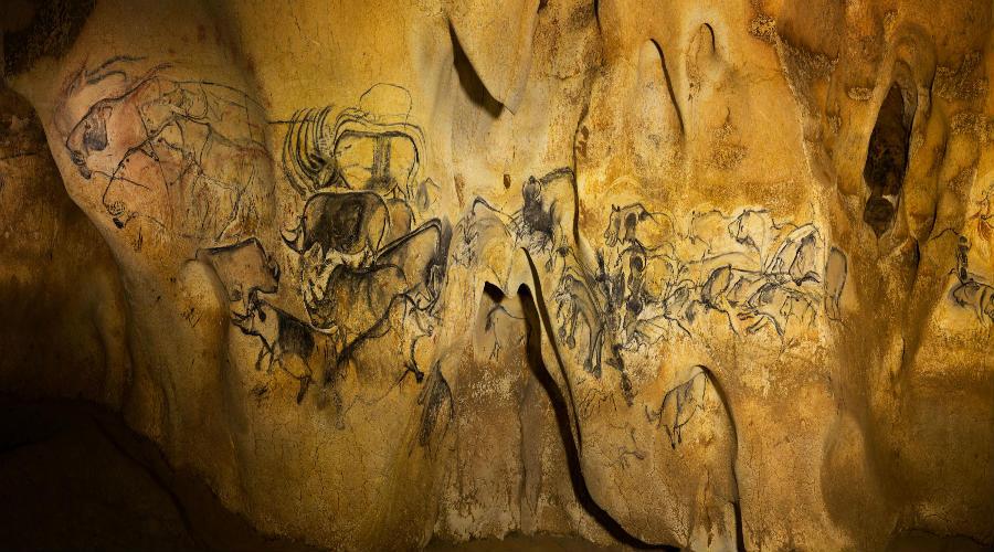 35.000 Yıllık Mağara Resimleri ve İnsanlığın İlk Animasyonları