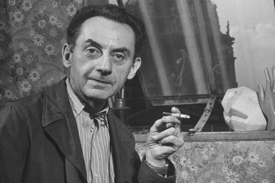 Çok Yönlü Bir Sanatçı: Man Ray