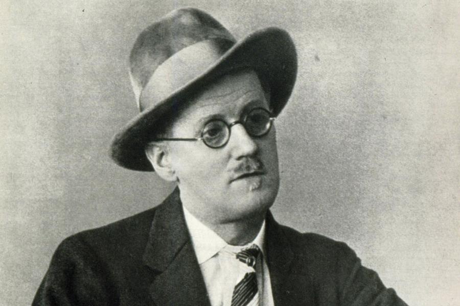 Anlaşılması Zor Yazar: James Joyce