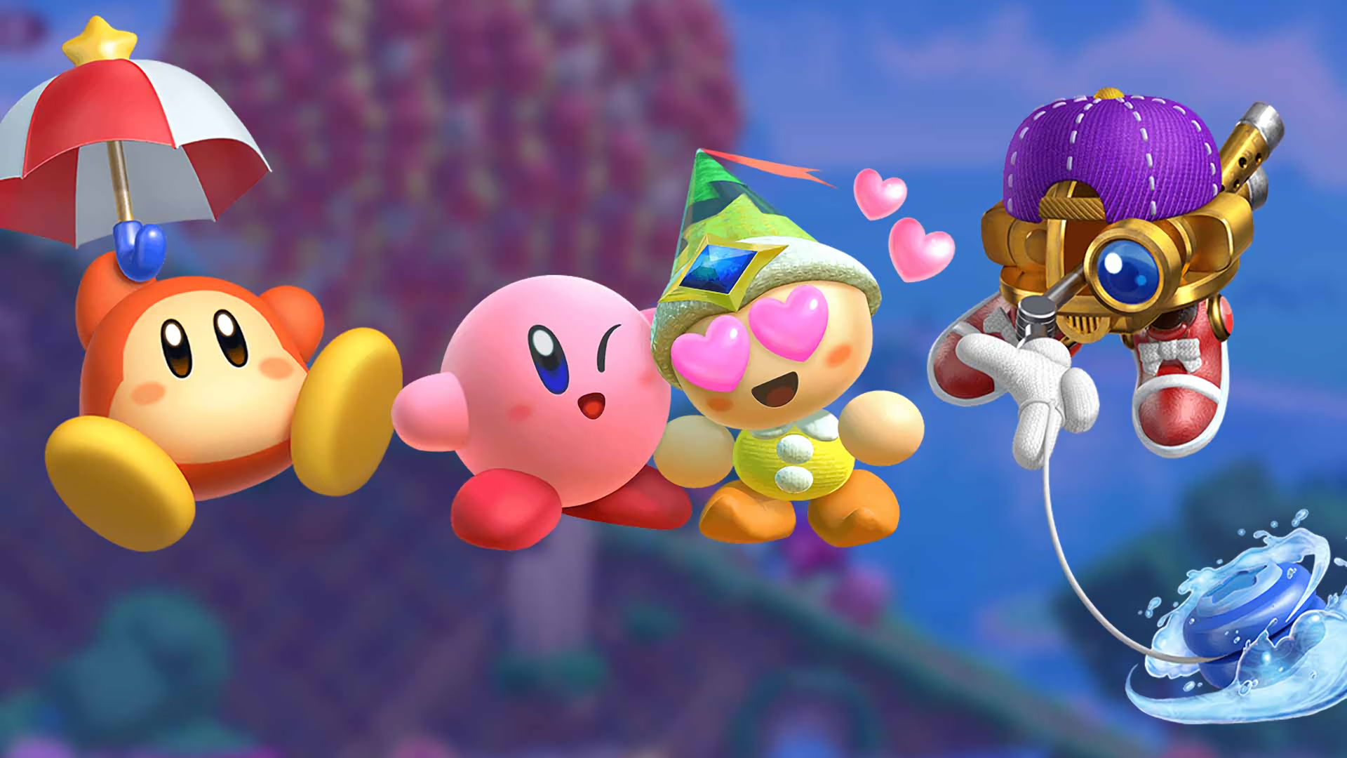 Pembe, Yumuşak, Sevimli; Kirby Geri Döndü!