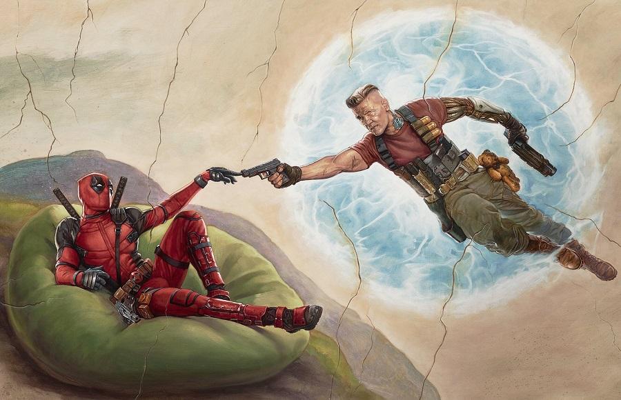 Dubstep'e Aşık Bir Süper Kahraman ve Ona Yakışır Bir Soundtrack: Deadpool 2
