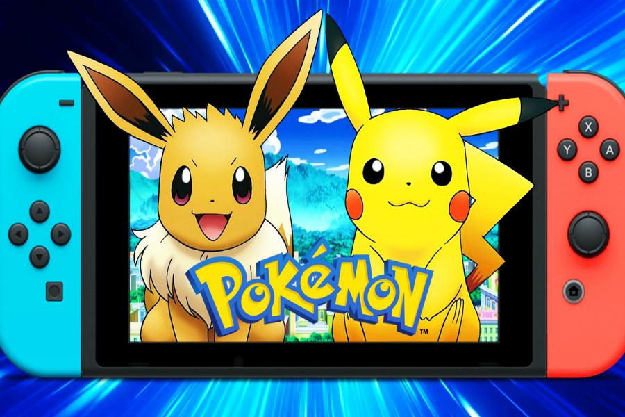 Let's Go, Pikachu! ve Let's Go, Eevee! Oynanış Videosu Yayınlandı