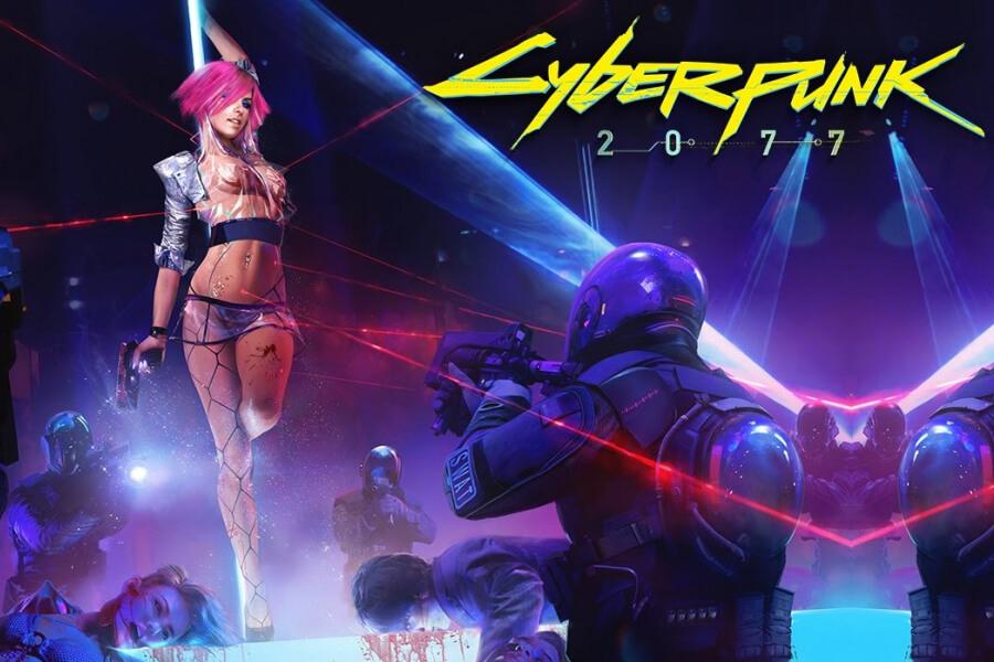 Cyberpunk 2077'de Fotoğraf Modu Olacak