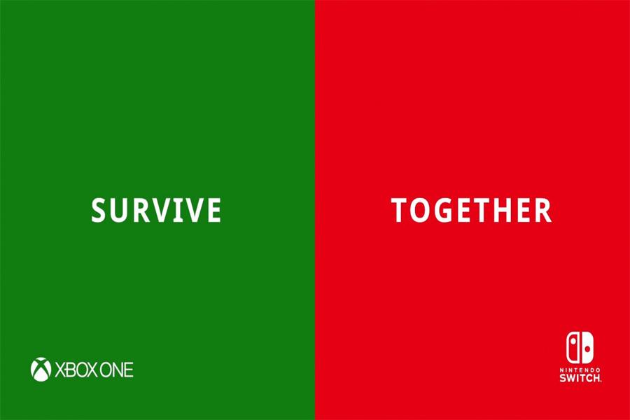 Twitter'da Microsoft ve Nintendo'dan Minecraft İşbirliği