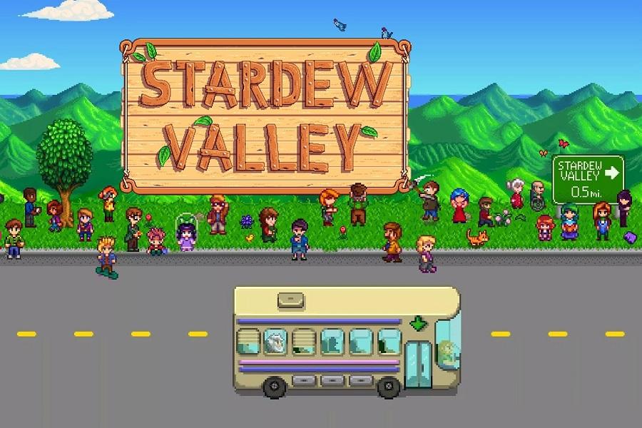 Oyun Önerisi 14: Stardew Valley