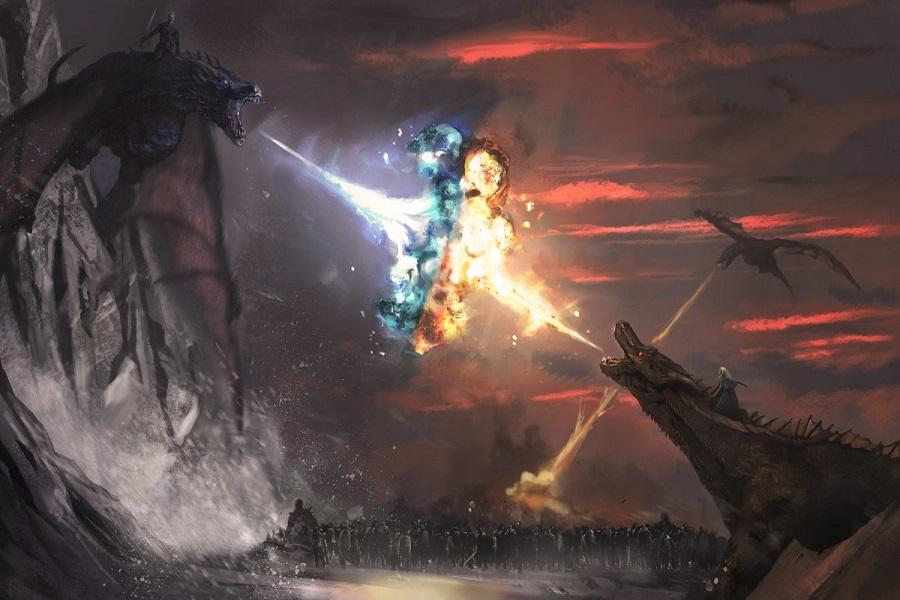 Fantastik Edebiyat Okumaları Bölüm: 1 - A Song of Ice And Fire