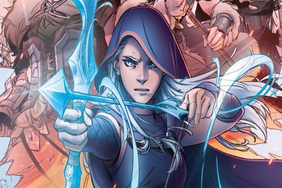 Marvel'dan League of Legends Çizgi Romanları Geliyor!