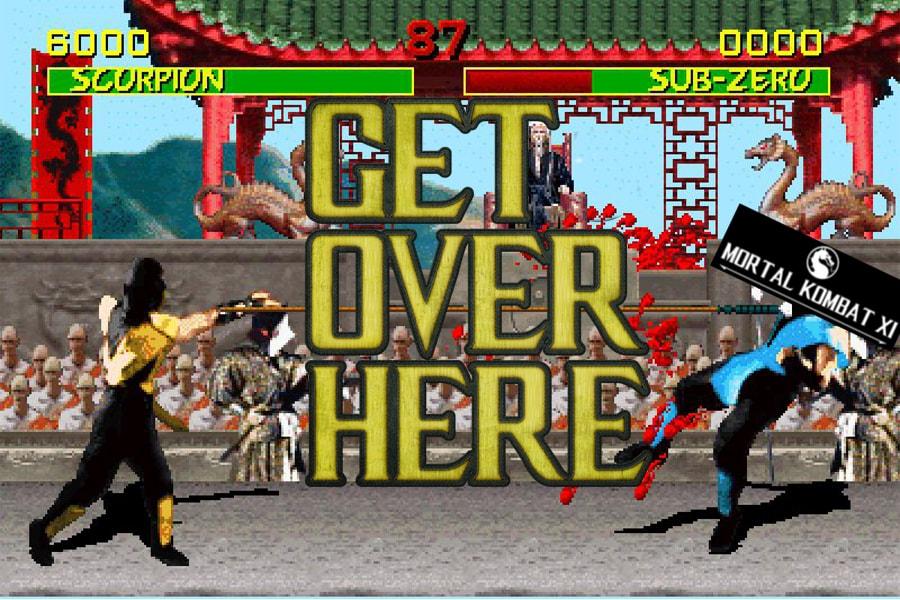 Mortal Kombat 11 Sızdırılmış Olabilir!