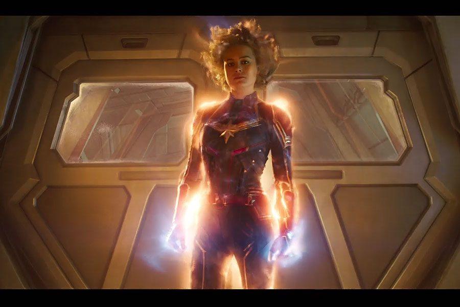 Captain Marvel'dan Yeni Klip Yayımlandı