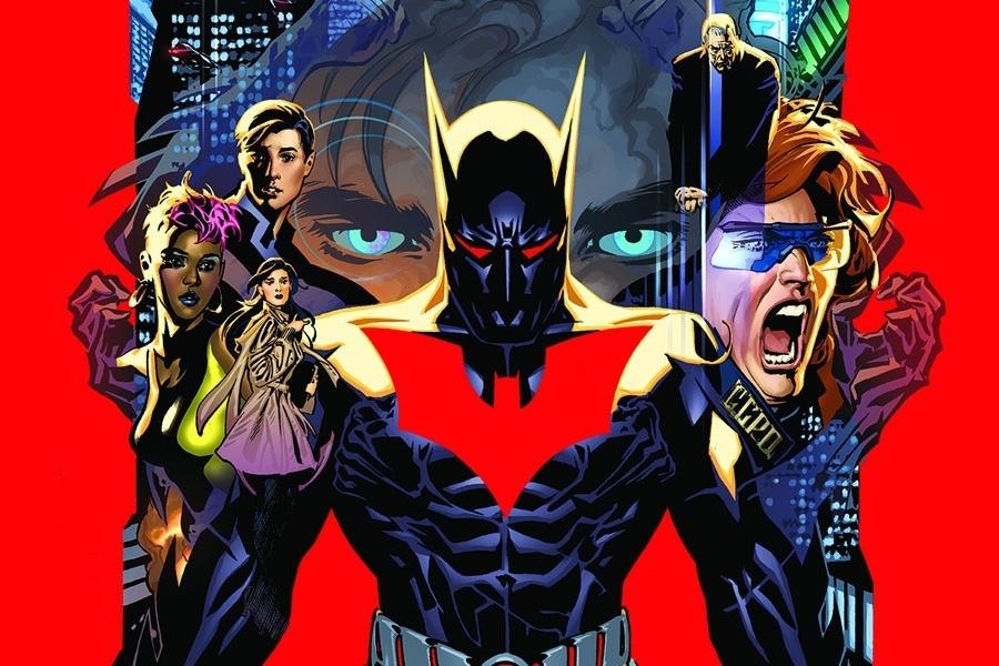 Batman Beyond Animasyon Filmi Geliyor!