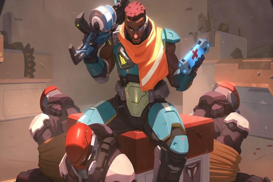 """Blizzard, Overwatch'un Yeni Kahramanı """"Baptiste'i"""" Duyurdu"""