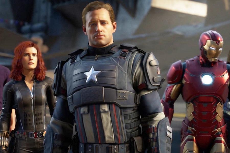 Marvel's Avengers Oyunu E3'e Damga Vurdu
