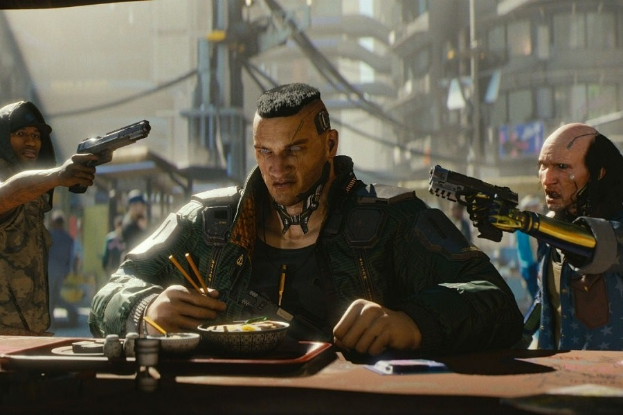 Cyberpunk 2077'den Korkutan Sistem Gereksinimleri!