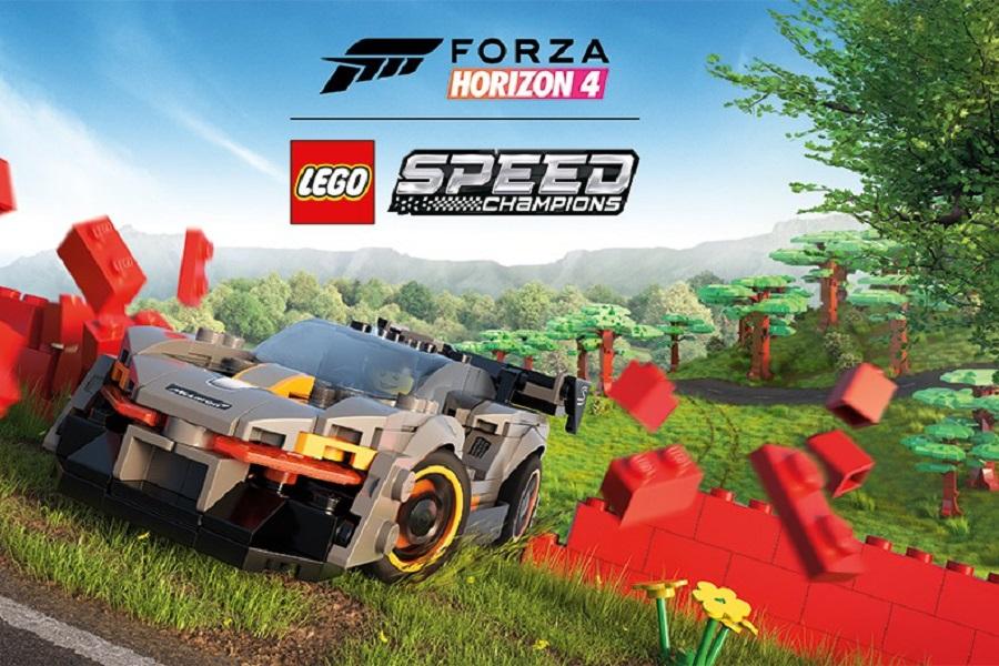Forza Horizon 4'ün Lego Ek Paketi Duyuruldu