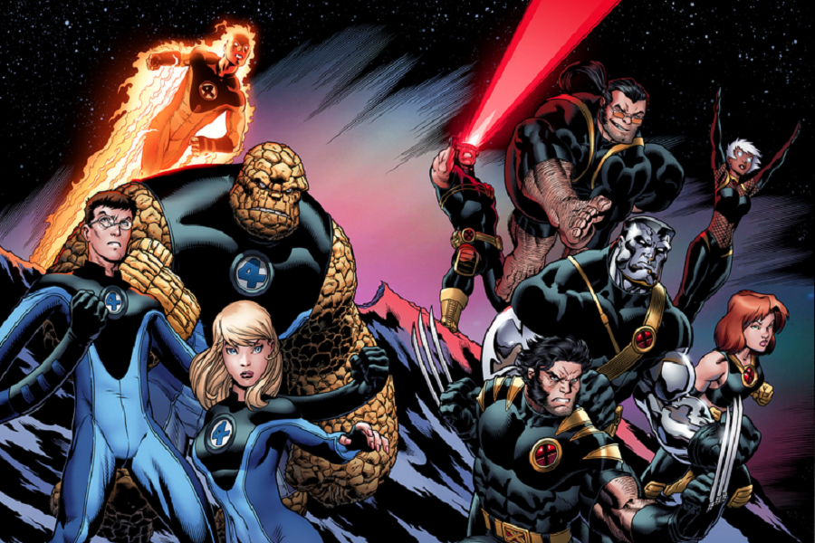 X-Men, Deadpool, Daredevil ve Fantastic Four'lu Bir Film İzleyebilirmiştik!