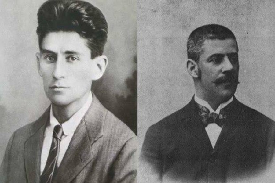 Kafka'dan Babasına İtiraf Yüklü Bir Metin: Babaya Mektup
