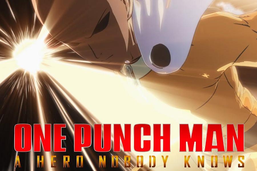 One Punch Man: A Hero Nobody Knows'dan Yeni Fragman