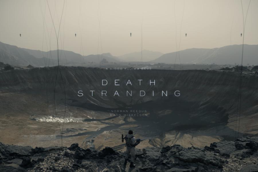 Death Stranding Oyununa Dair Yeni Görseller Çıktı!