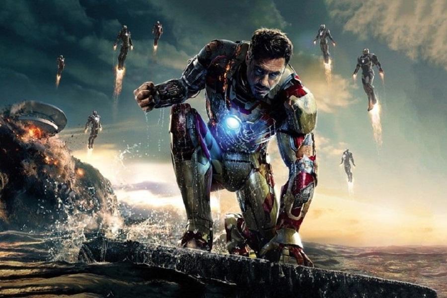 Iron Man Anısına Heykel İnşa Edildi!