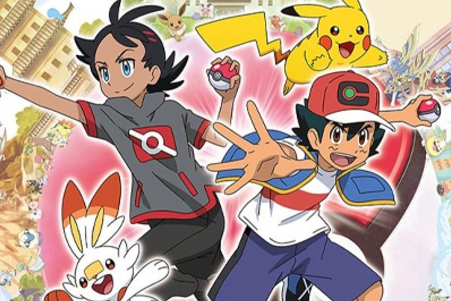 Yeni Pokemon Animesinde Tasarım Değişikliği!