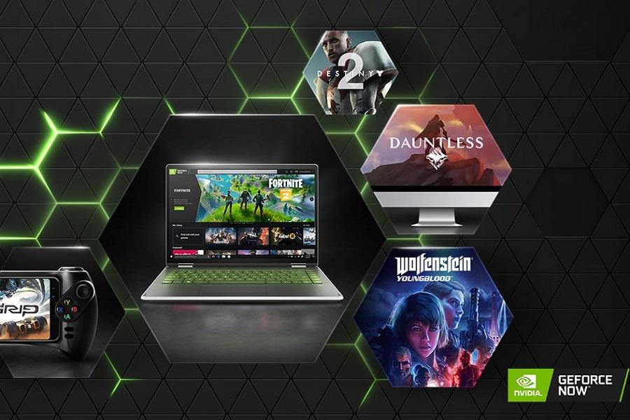 NVIDIA GeForce Now Erişime Açıldı!