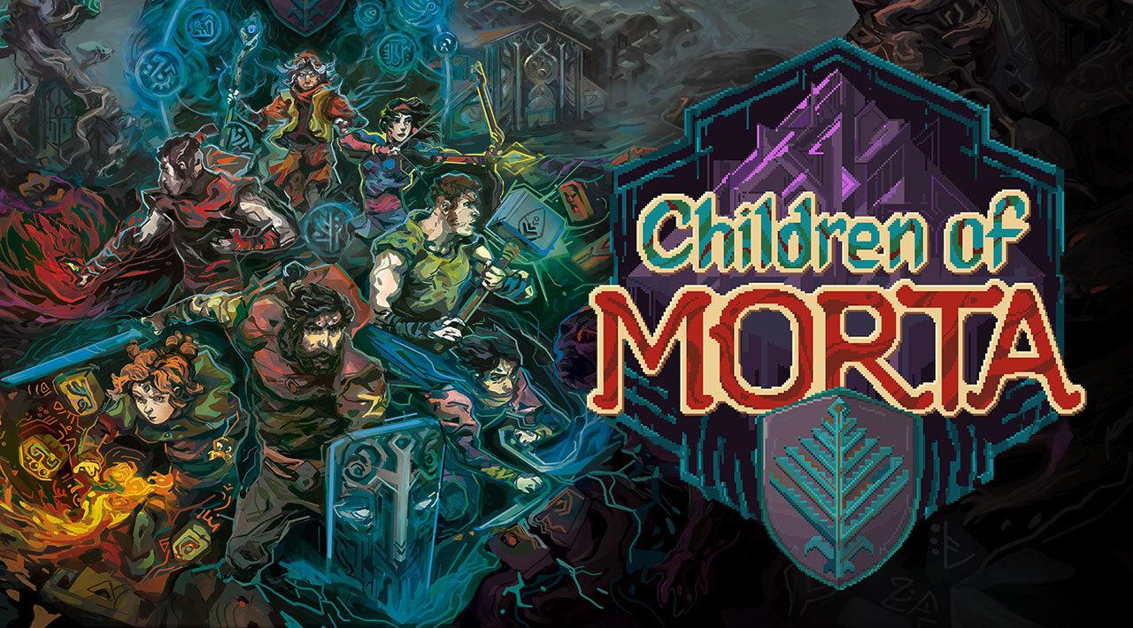 Bir Tatlı Oyun: Children Of Morta