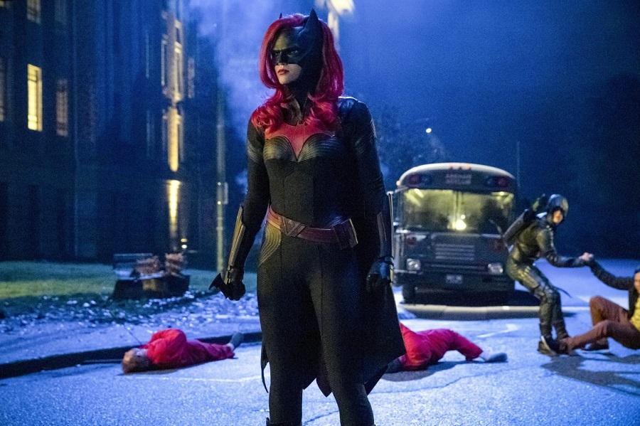 Batwoman Dizisinden Beklenmedik Ayrılık