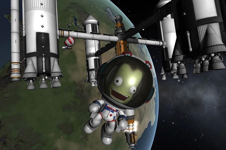 NASA'dan Kerbal Program Space Oyuncularına Davet!