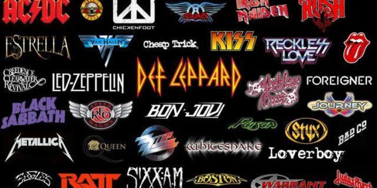 80'ler Rock Gruplarını Şarkılarından Tanıyabilecek Misin?