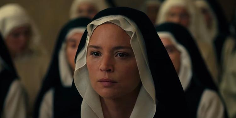 Benedetta'dan İlk Fragman Yayınlandı : Lezbiyen Bir Rahibenin Hikayesi