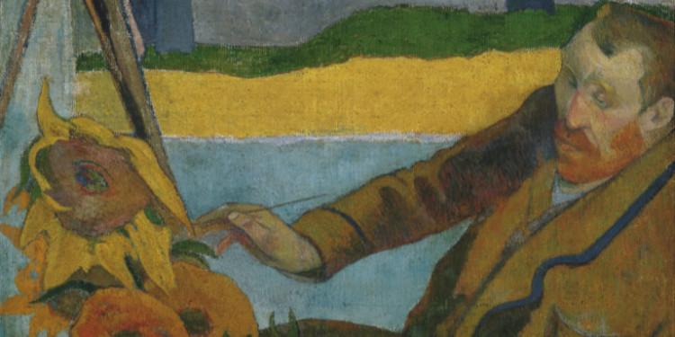 Bir Tablo, Bir Hikaye: Vazoda On İki Ayçiçeği, Van Gogh