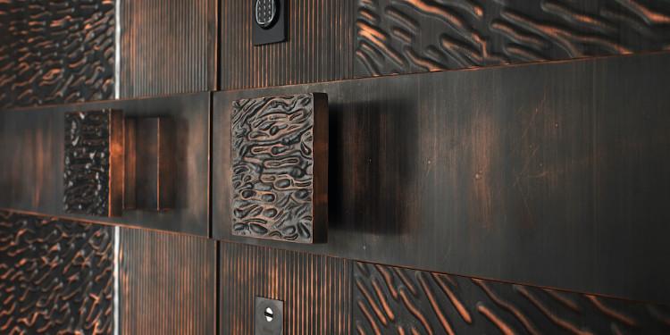 Bu Kapı Kollarını Tasarlayan Mimarları Bilebilecek Misin ?