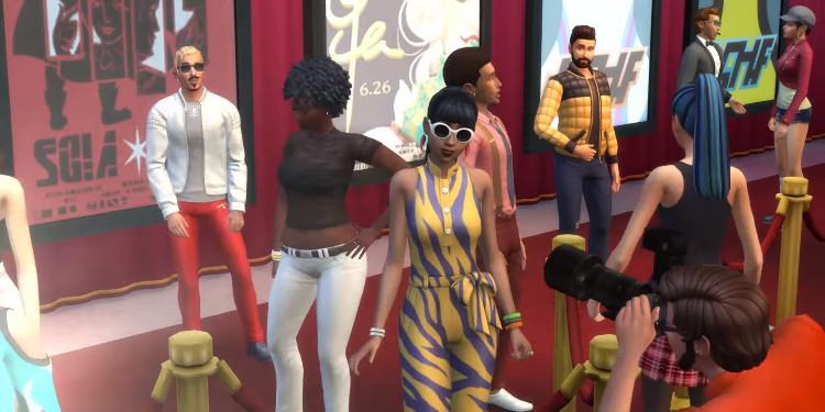 Bu Ünlüleri Sims Karakterlerinden Tanıyabilecek Misin?