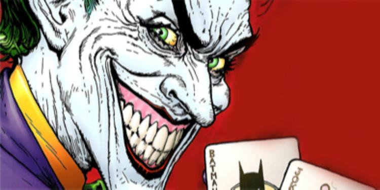Büyük Düşmanla İlk Karşılaşma: Batman Gülen Adam