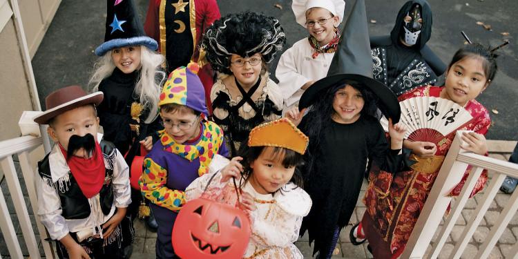 Cadılar Bayramı Hakkındaki 10 Eğlenceli Gerçek