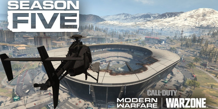 Call Of Duty: Modern Warfare & Warzone 5. Sezon Tanıtıldı!
