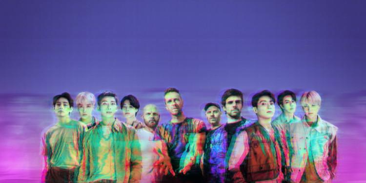 Coldplay ve BTS'ten İş Birliği: My Universe