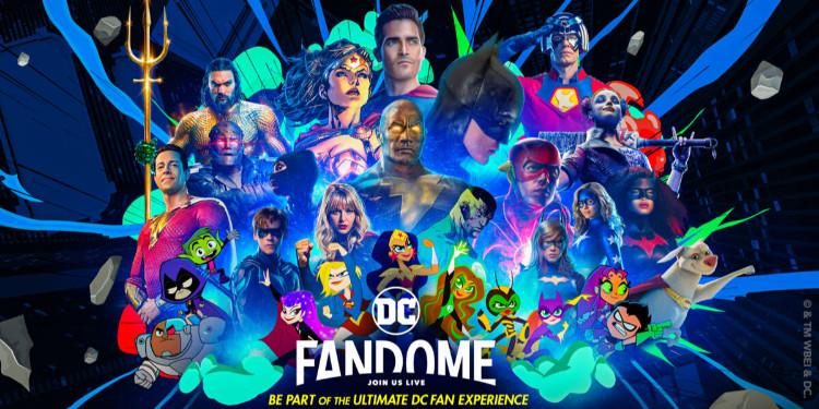 DC FanDome Etkinliğine Hazır Mısınız?