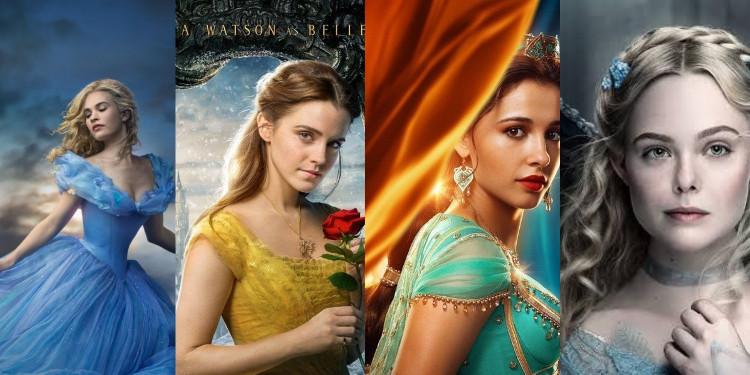 Disney Prensesleri Ve İkonik Kostümleri