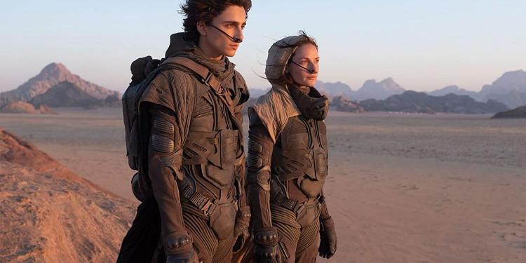 Dune, İlk Gösterimini Venedik Film Festivali'nde Yapacak