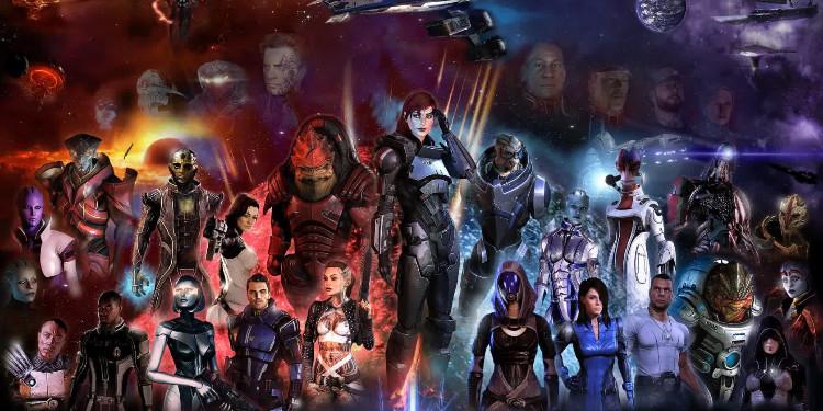 Efsane Serinin Yenilenmiş Üçlemesi Mass Effect Legendary Edition Duyuruldu
