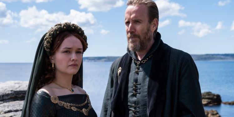 Game Of Thrones Spin-Off'u House Of The Dragon'dan İlk Görseller Yayınlandı
