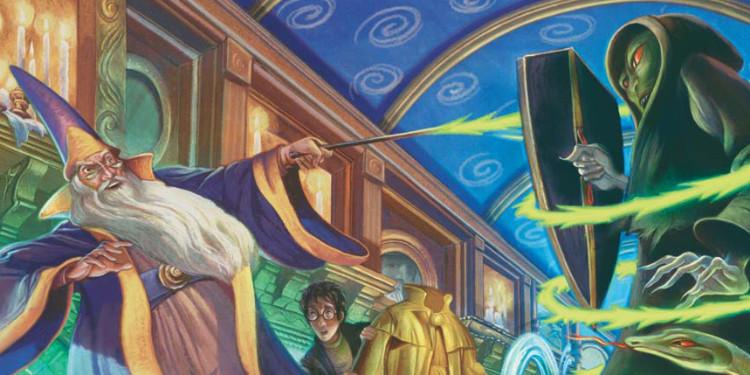 Harry Potter Büyülerini Ne Kadar İyi Biliyorsun?