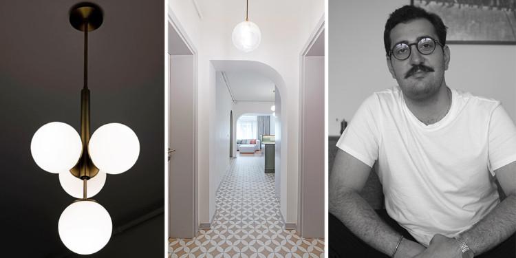 İç Mimaride Minimalist Yaklaşım:  Ari Şahsuvaroğlu - Nor Design