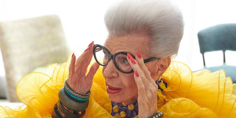 Iris Apfel X H&M Koleksiyonu Bu Bahar Geliyor !