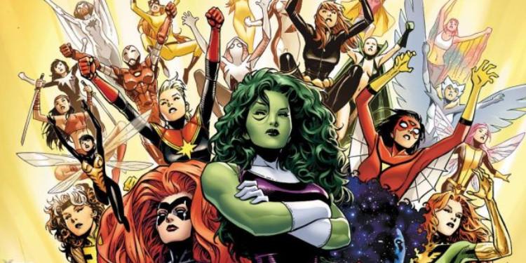Kadın Süper Kahramanları Kostümlerinden Tanıyabilir Misin? #2