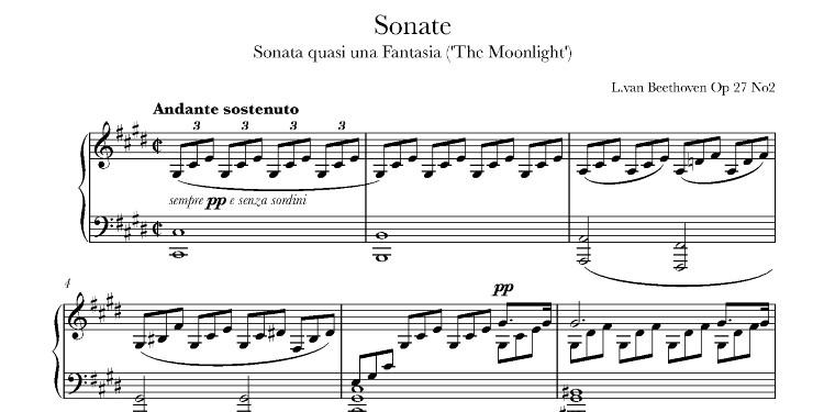 "Kendimi Beethoven'ın ""moonlight Sonata""sı Gibi Hissediyorum!"
