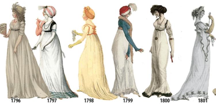 Kıyafetlerin Hangi Dönemin Modasına Ait Olduğunu Bulabilecek Misin?